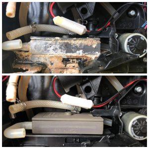Jura onderhoud en reparatie - jura warmtewisselaar vervangen