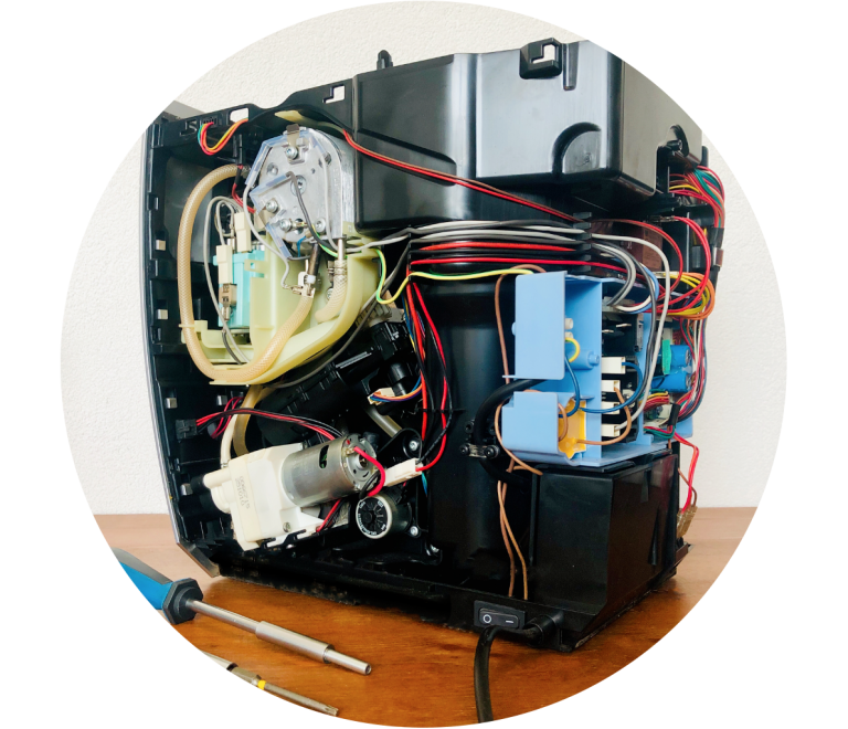 Onderhoud en reparatie voor uw jura koffiemachine volautomaat